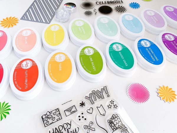 Color Combinations for Stamping