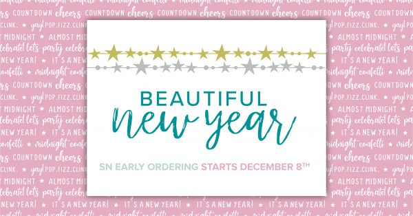 Beautiful New Year collection  graphic